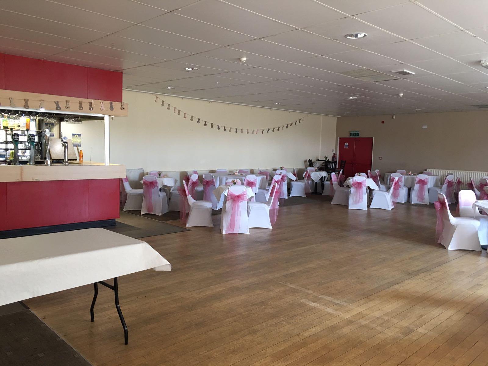 Littleborough Cricket Club Function Room