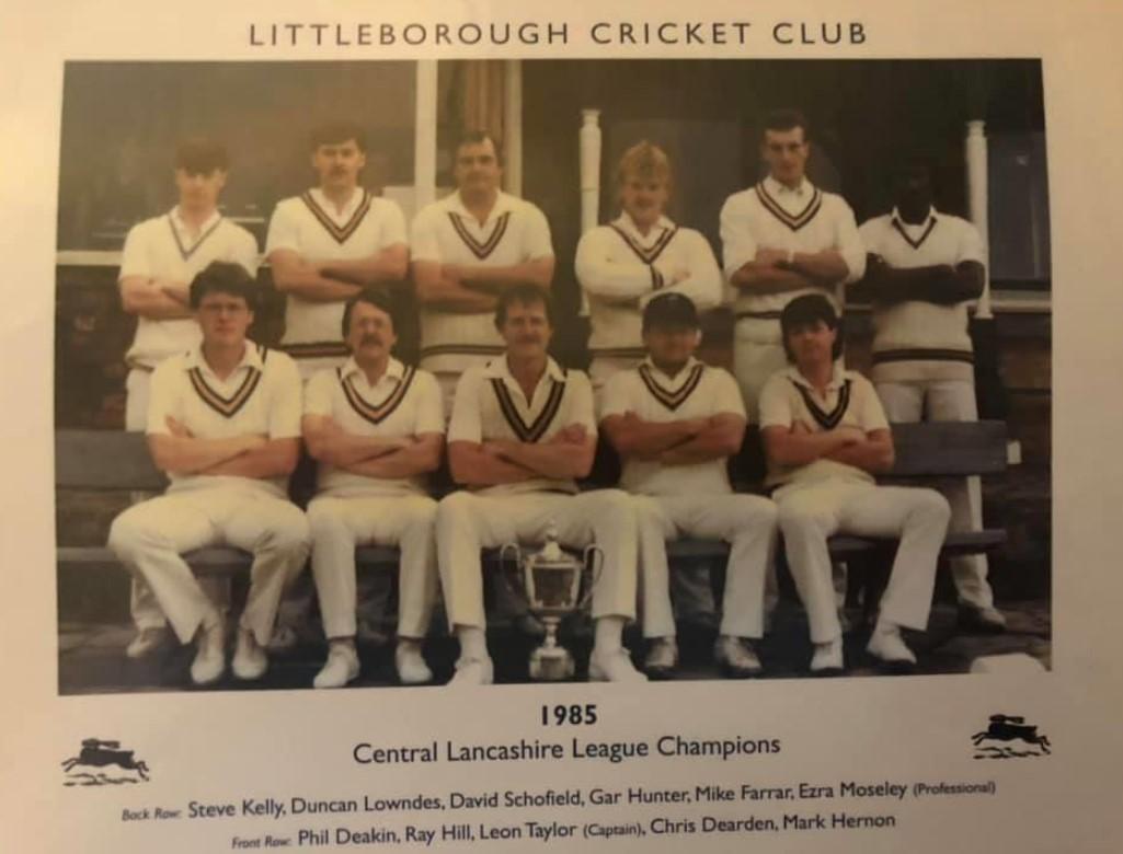 Home - Littleborough CC